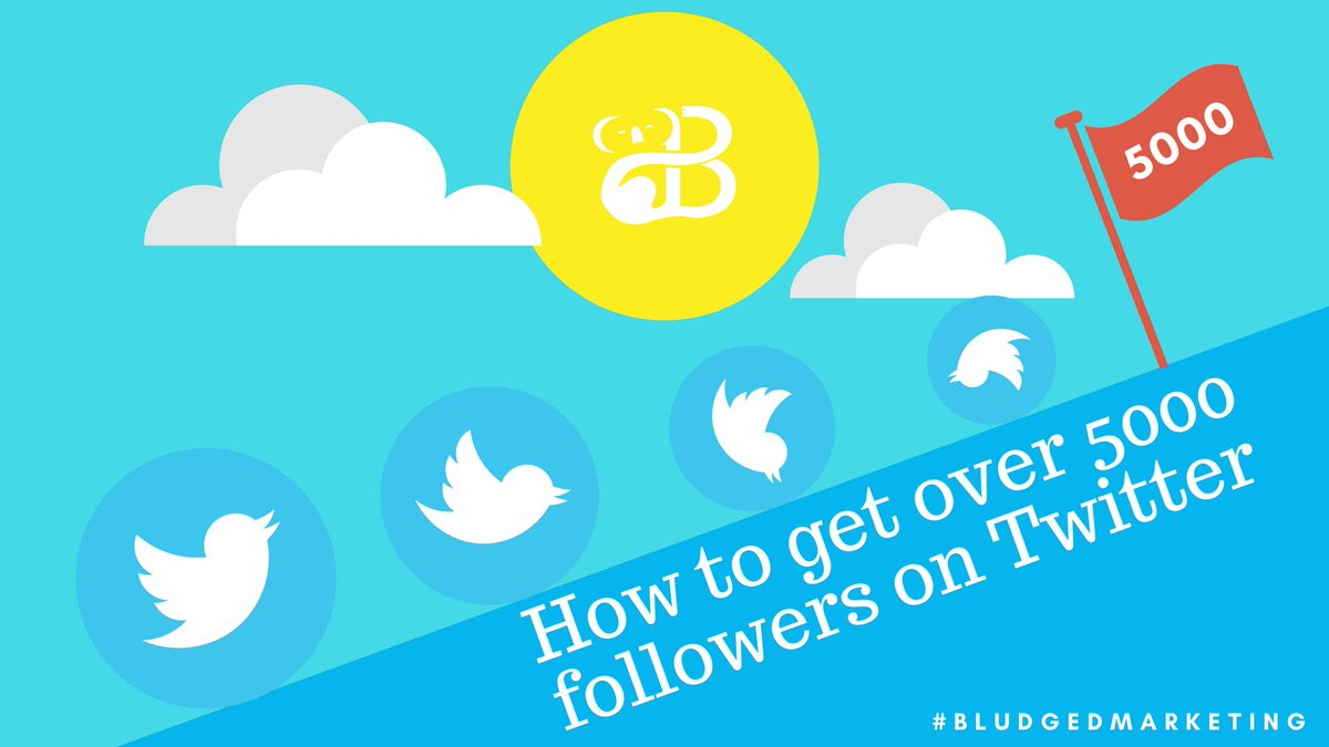 How to get over 5000 #followers on #Twitter  http:// bit.ly/2uMsuRc  &nbsp;   #bludgedmarketing<br>http://pic.twitter.com/ZTzqJ4vN4w