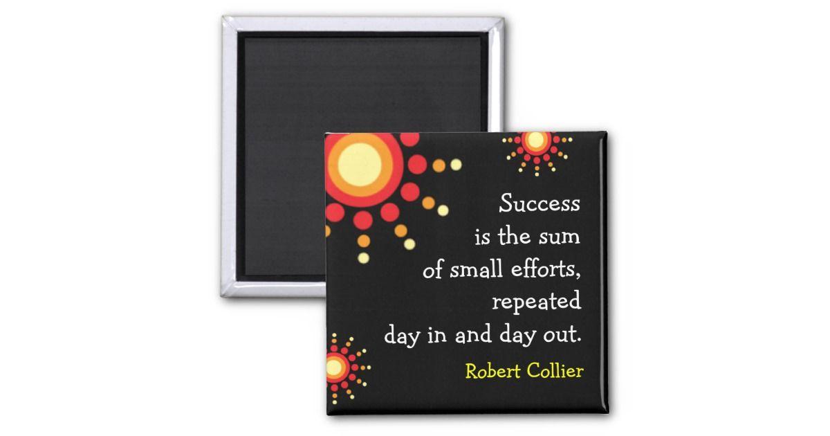 Success Quotation #Motivational Black Magnet  https:// buff.ly/2y557It  &nbsp;   via @zazzle #quote<br>http://pic.twitter.com/633wUCWlqX