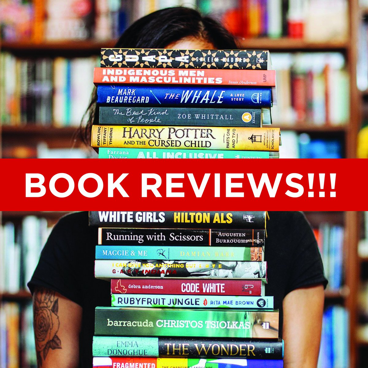 We are about to start reviewing books because we&#39;ve stopped being lazy. Off course, we can&#39;t promise that this isn&#39;t a phase. #BookReviews <br>http://pic.twitter.com/CYiRKOyYHs