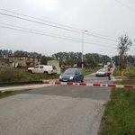 #UWAGA - awaria przejazdu kolejowego w Karskach. Prosimy o zachowanie szczególnej ostrożności. Ruchem kierują pracownicy kolei.