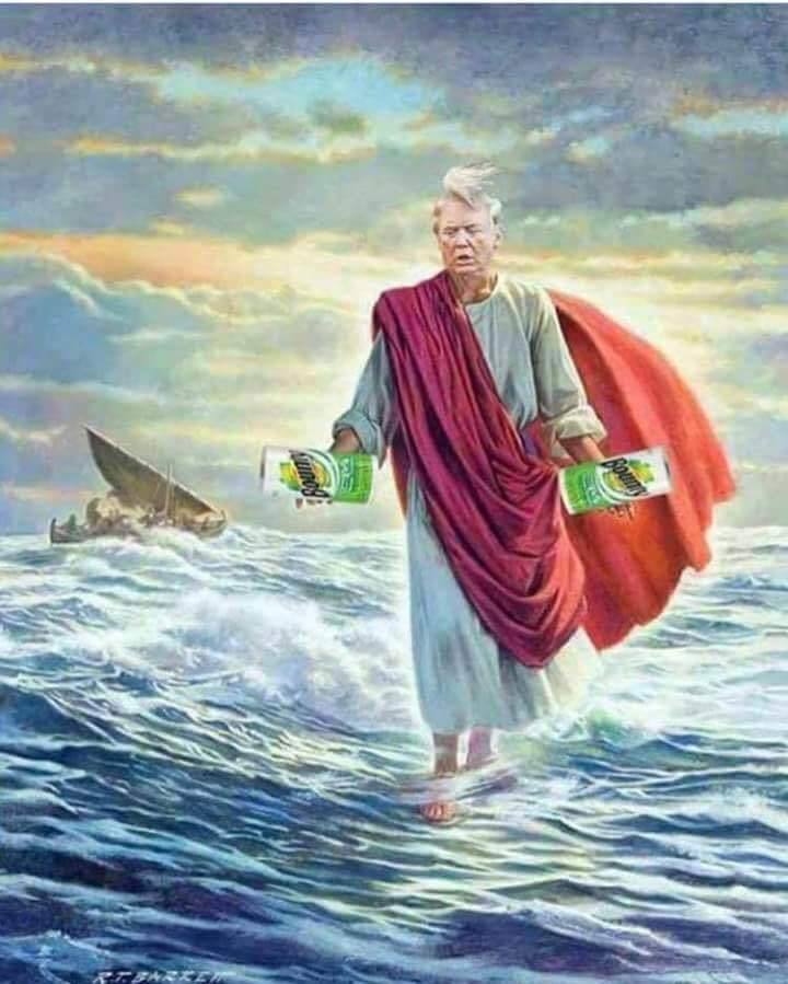 #PuertoRico didn&#39;t get much from #MoronTrump #TrumpPresident <br>http://pic.twitter.com/slgMdsDw2F