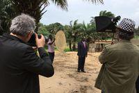 """(L'express) #George #Weah: """"Au Libéria, personne ne peux me battre!"""" : A la veille du..  https://www. titrespresse.com/11630791709/ge orge-weah-liberia-battre  … pic.twitter.com/UGLfGDGiDf"""