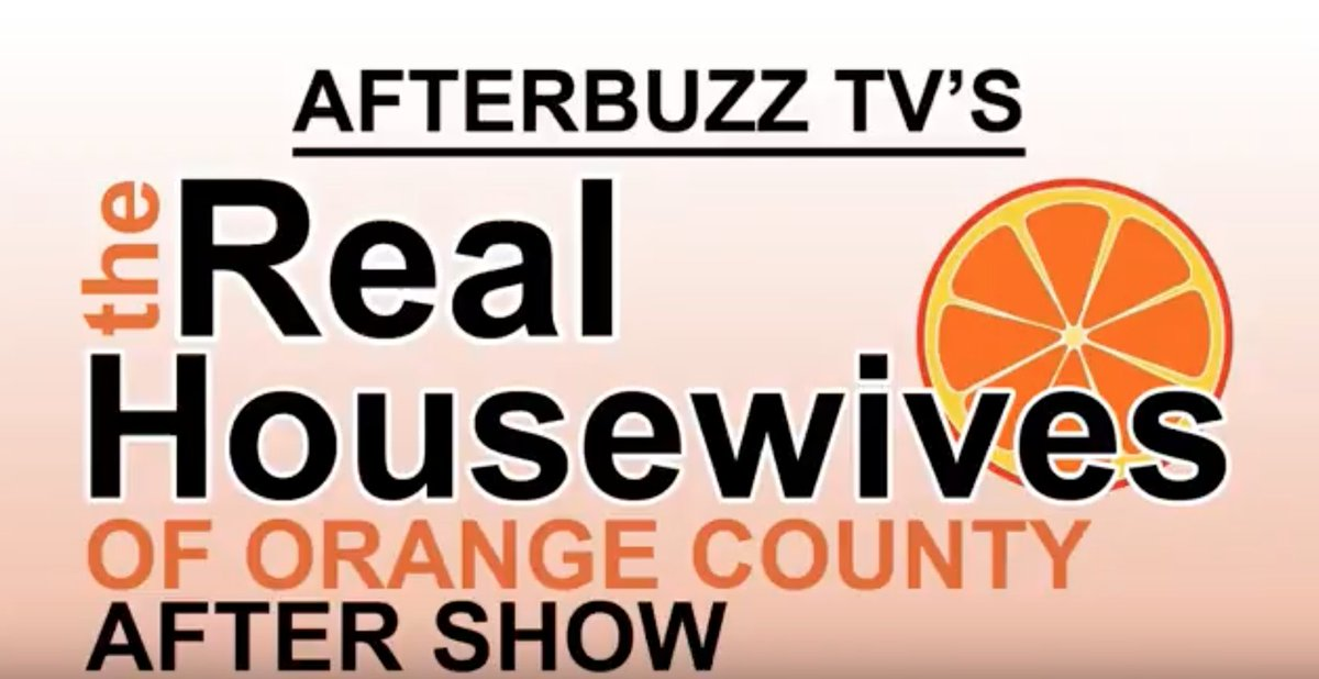 Recap season 12 episode 14 of #RHOC drama with our hosts HERE: https:/...