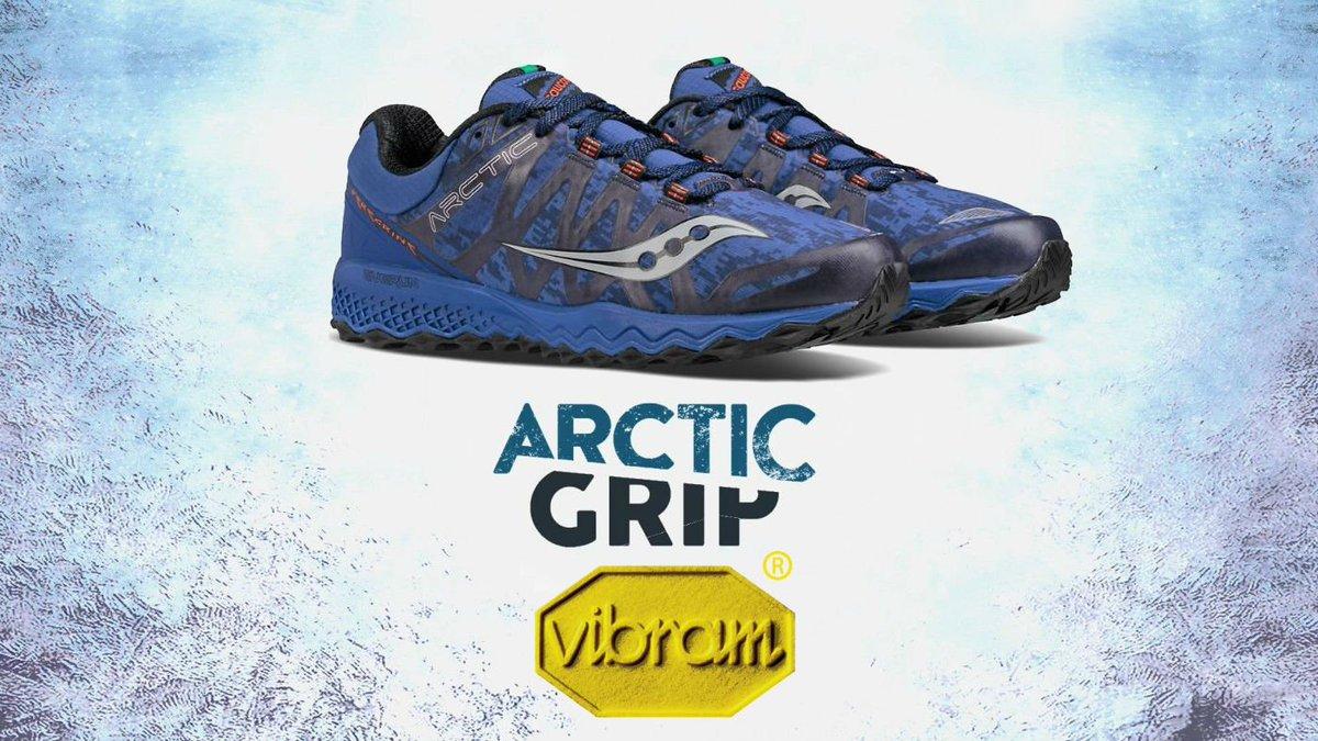 Ice+ Powered by Vibram Arctic Grip