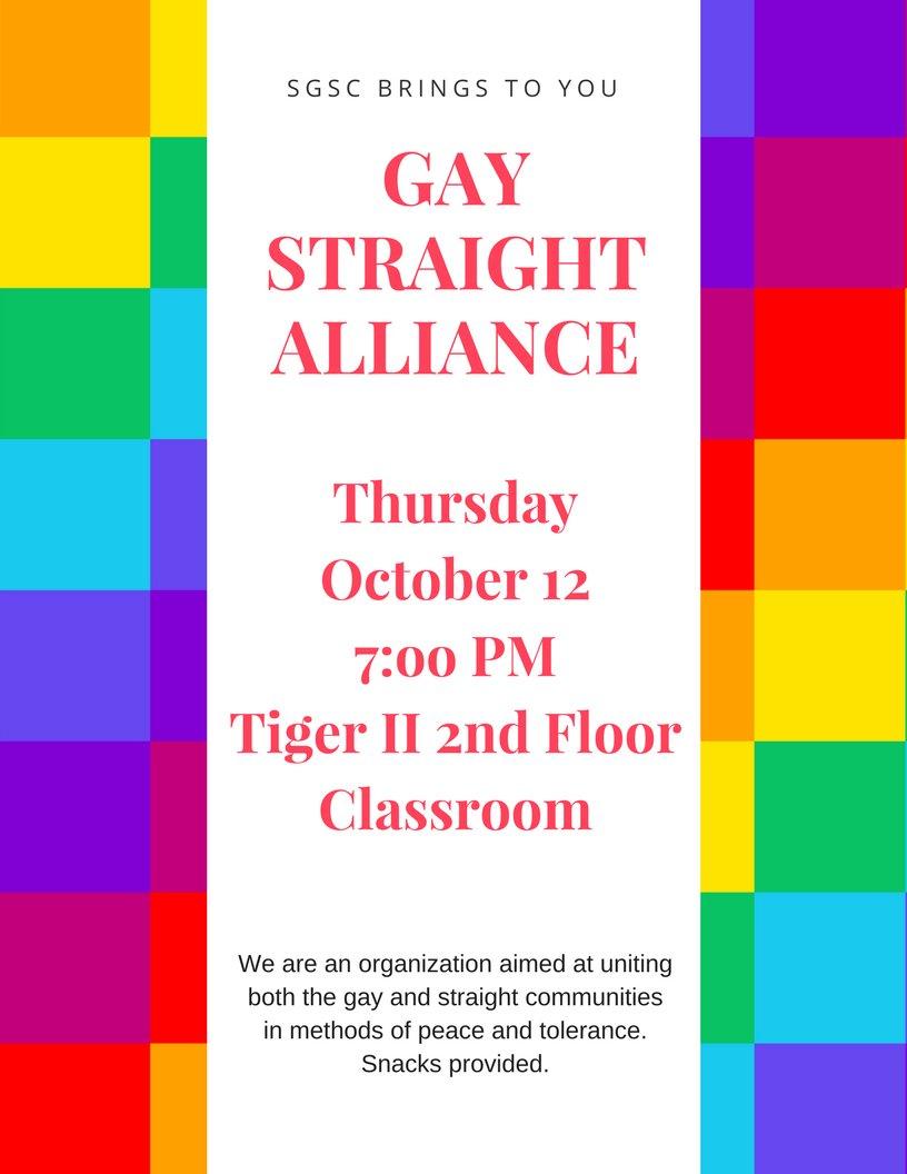 Gay straight alliance georgia