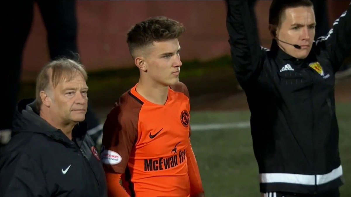 "Dundee United FC on Twitter: ""LOGAN CHALMERS - Impact from the bench 🙌🏻 https://t.co/U3uMsil7F6… """