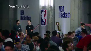 Registration for the 2018 #NBAHackathon has been extended to July 18th! hackathon.nba.com