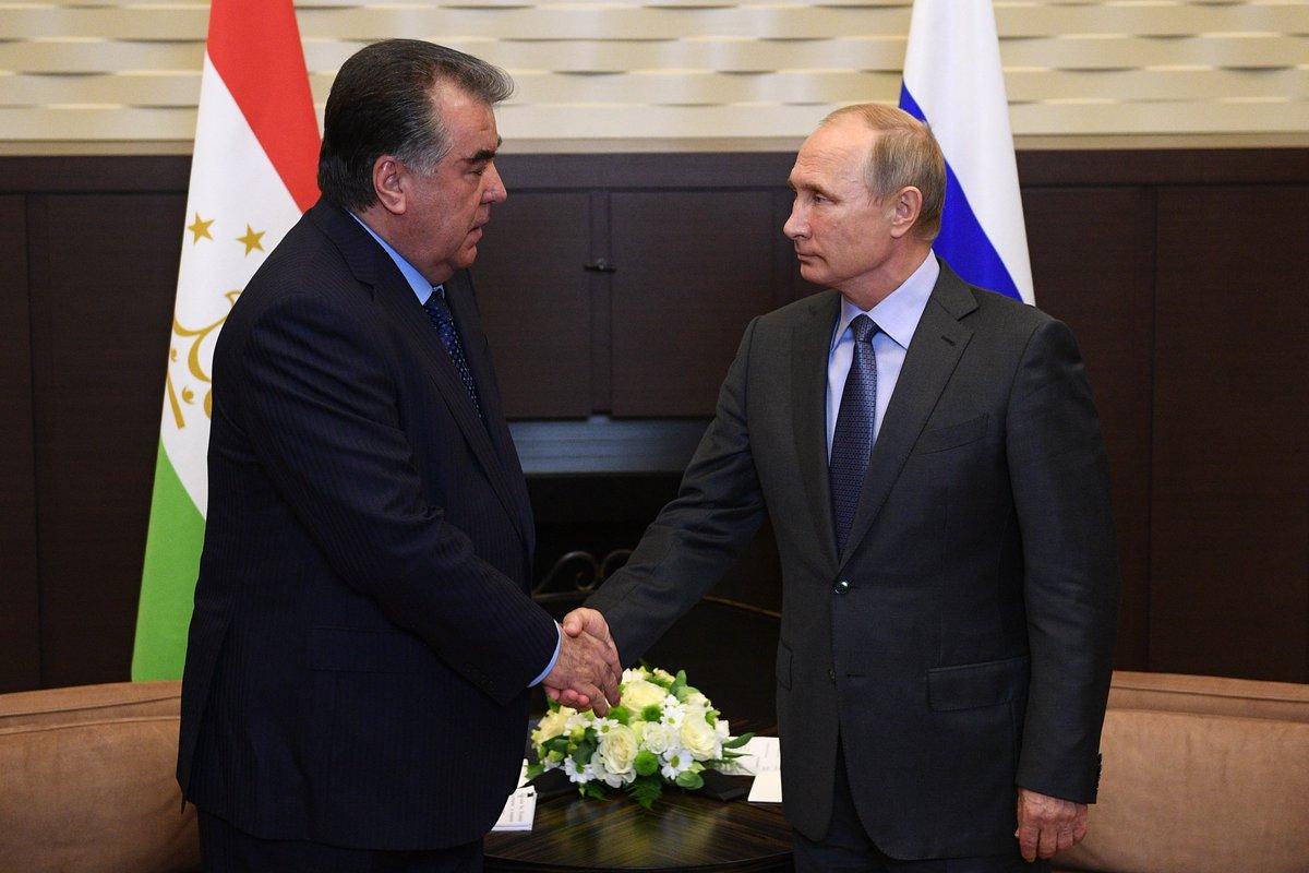 События ∙ Президент России