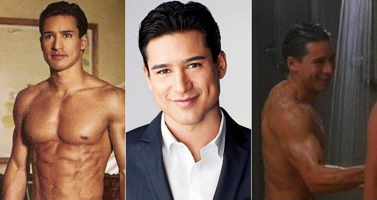 Happy birthday Mario Lopez! The US TV host s hottest momentsever