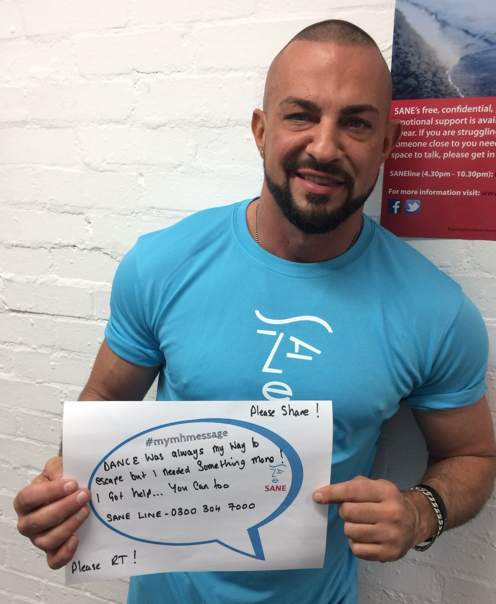 Sane On Twitter Thank You Robinwindsor For Taking Part In The Mymhmessage Campaign For Wmhd17 Download Your Speech Bubble Here