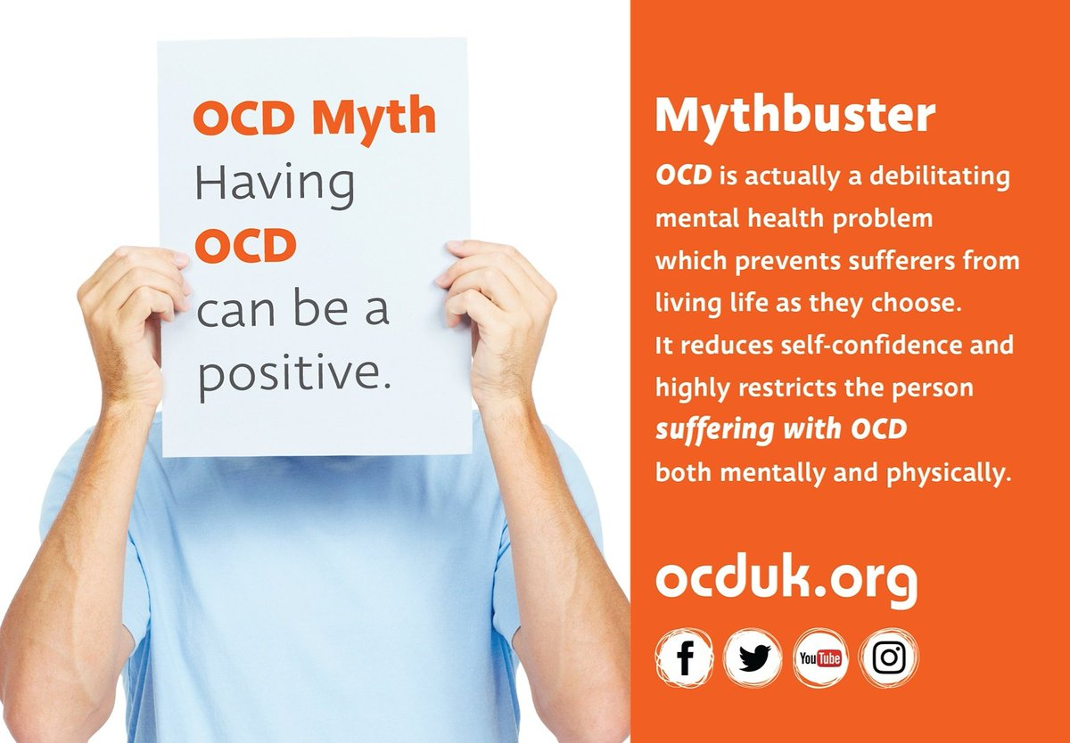 Image result for OCD myth
