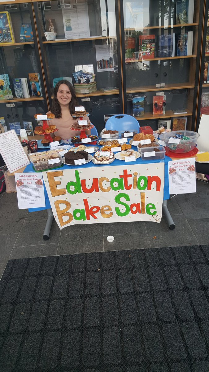 MA4 education have been busy in the kitchen #uod #uodedu #heartstart<br>http://pic.twitter.com/UKq7qAckX0