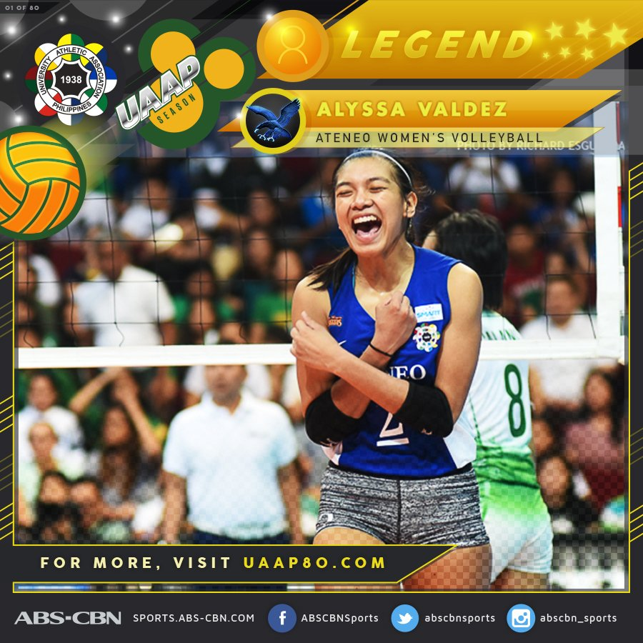 This is a story of how a simple girl from Batangas changed Philippine volleyball  This is the story of Alyssa Valdez»https://t.co/OEfDZ4DDI9