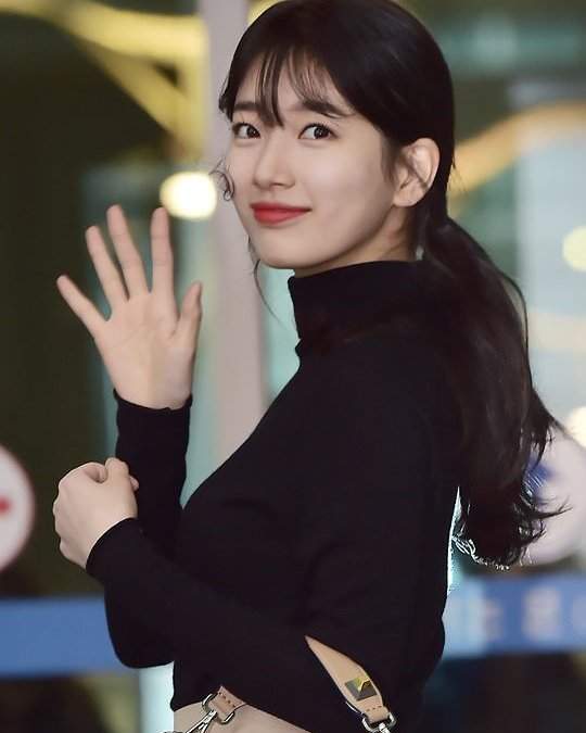 Happy birthday to the beautiful bae suzy