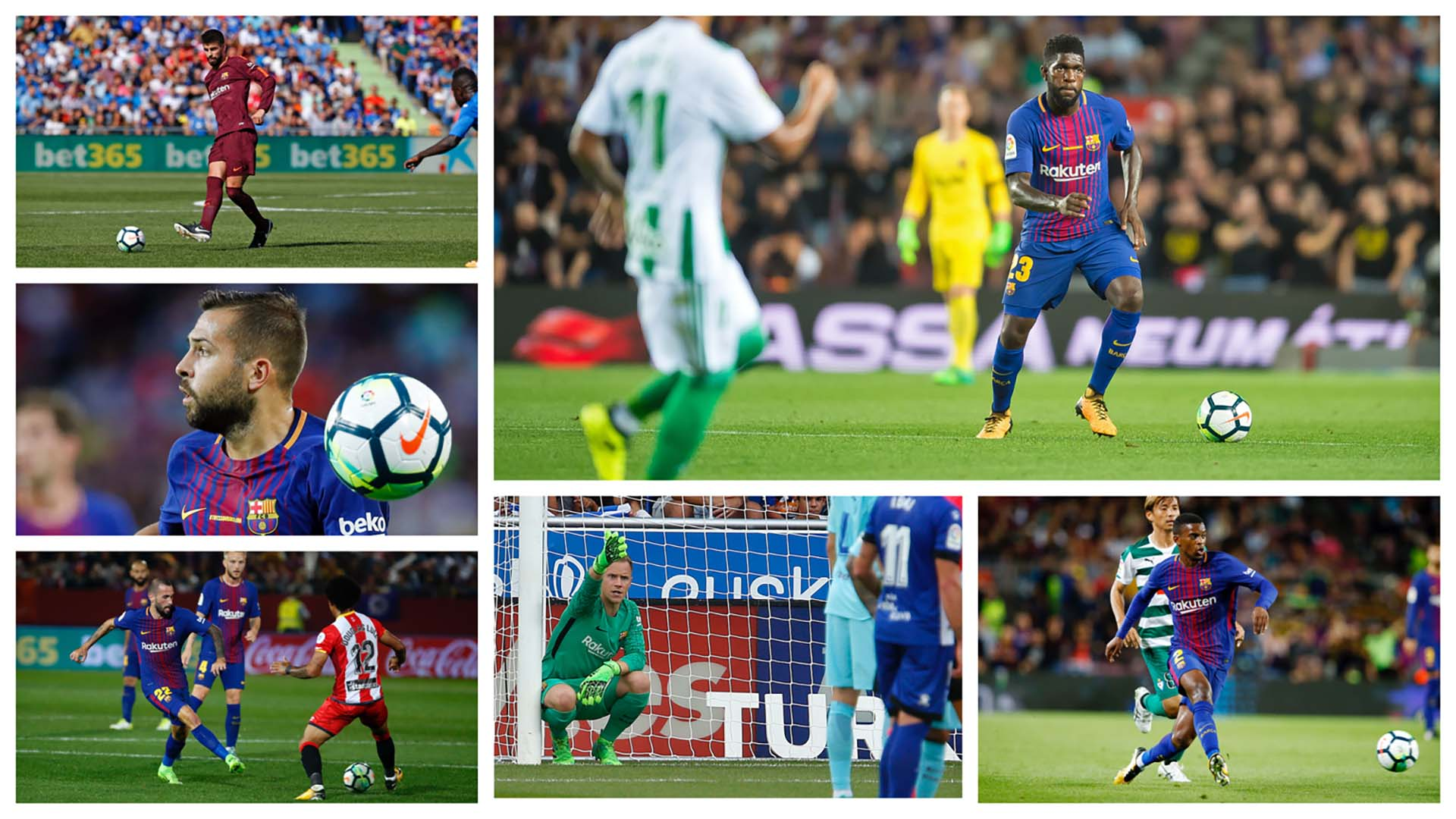 6️⃣ reasons why Barça's defense has been so dominating this season: https://t.co/QCW7zpUf3Q  #ForçaBarça ������ https://t.co/fA8bHnvwL2
