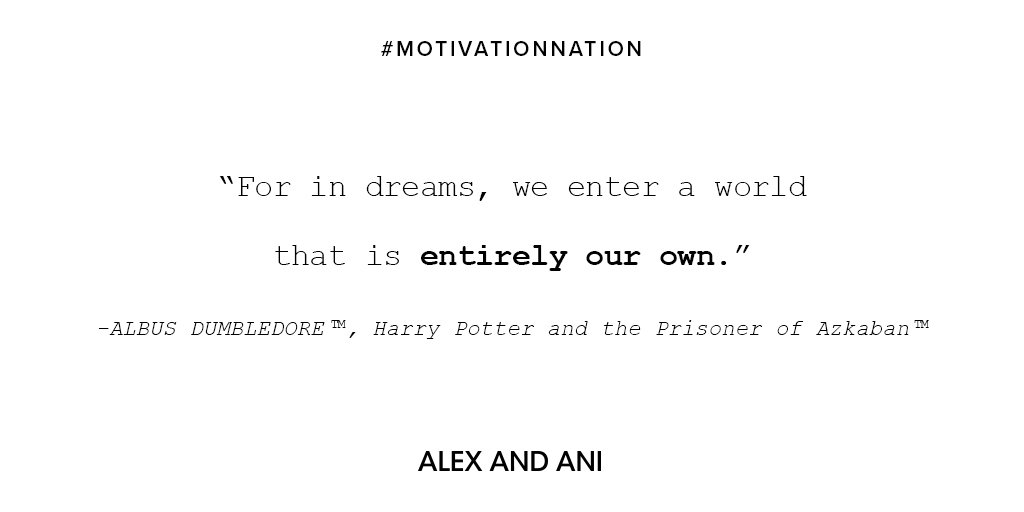 Alex And Ani On Twitter For In Dreams We Enter A World That Is