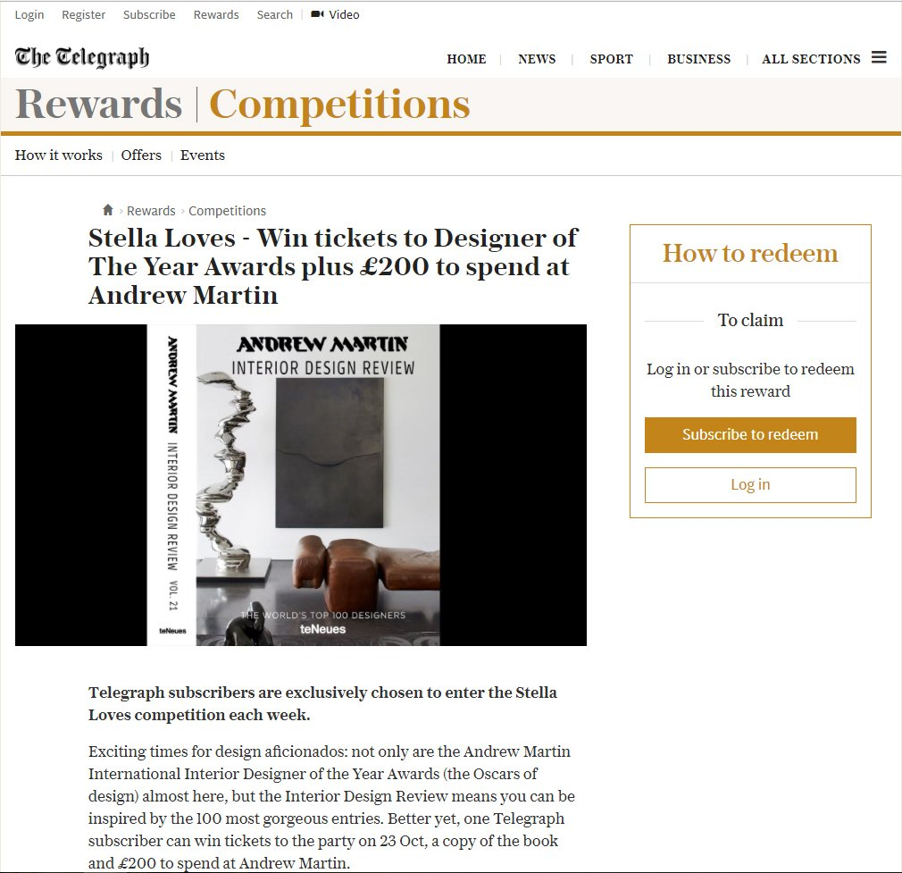 Andrew Martin Int On Twitter Win Exclusive Andrew Martin Tickets And Spending Money With Telegraph Go Go Go Https T Co 0yufml9flv