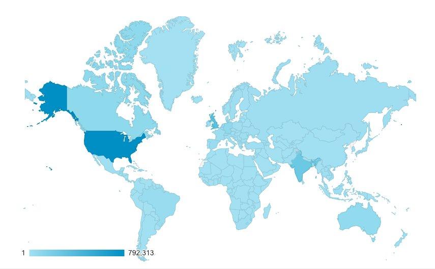 Countries google maps
