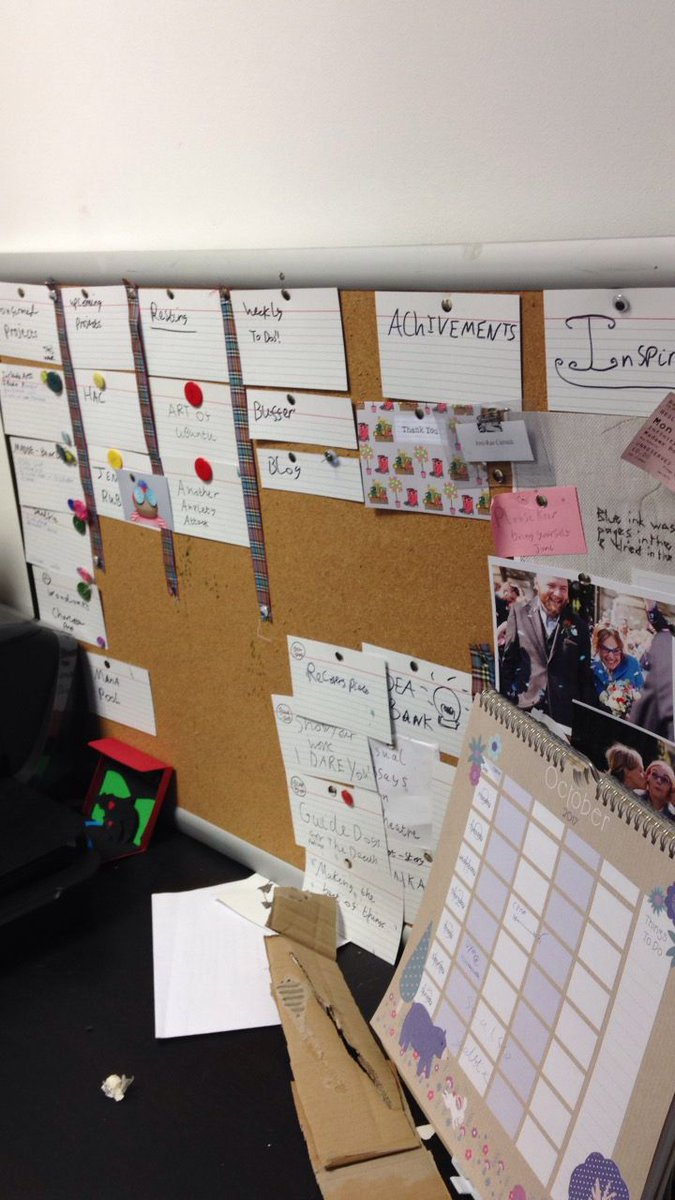This may be while Im so blumming stressed  #freelance #work #projectmanagment #organisation #corkboard #creative<br>http://pic.twitter.com/4ZbYsqBnc8