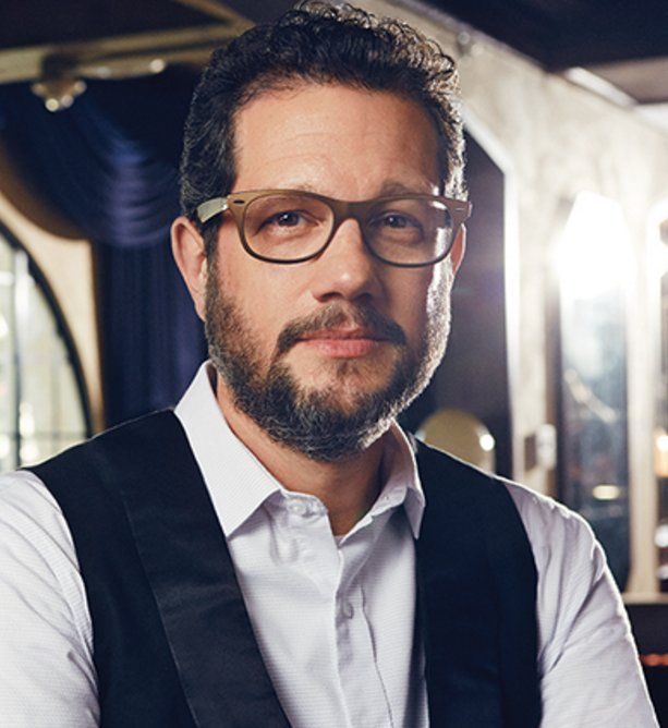 October 10: Happy 50th Birthday to Michael Giacchino !