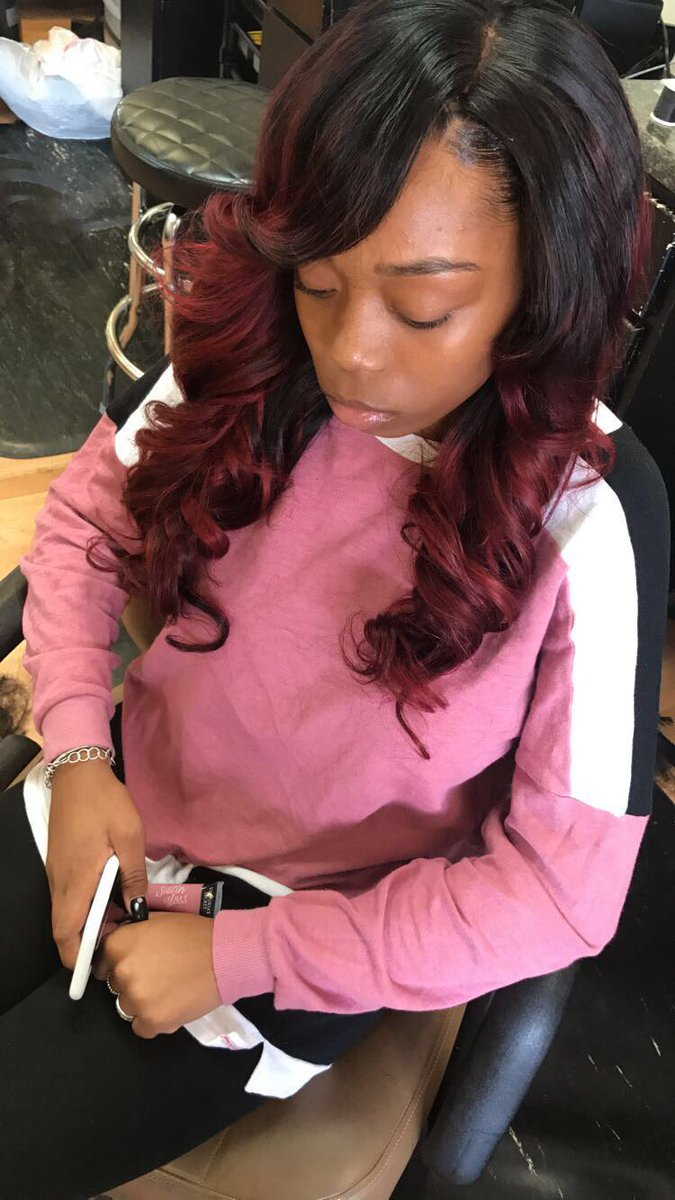 Frenchy On Twitter Lace Closure Wig Installment