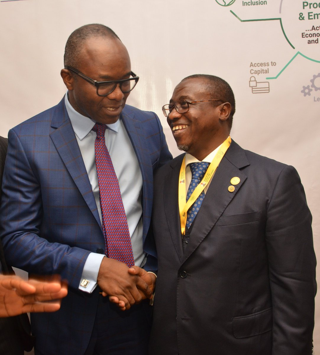 Petroleum Minister Ibe Kachikwu & NNPC GMD Maikanti Baru met on Tuesday & discussed opportunities to further develop the nation's oil/gas sector.