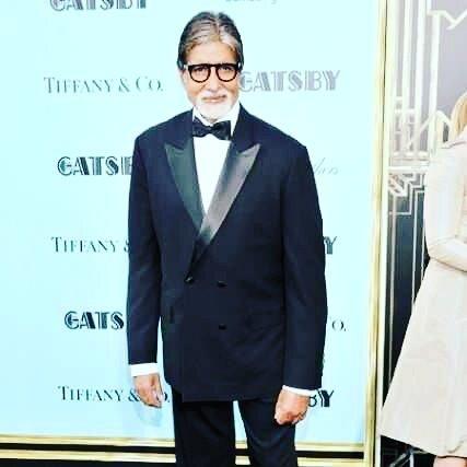 Wish you happy birthday dear Amitabh Bachchan sir.