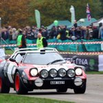 The @ToyotaGB RallyFest at Cholmondeley Castle will be full of classic rally cars flying through the stage. #WRGB #WRC