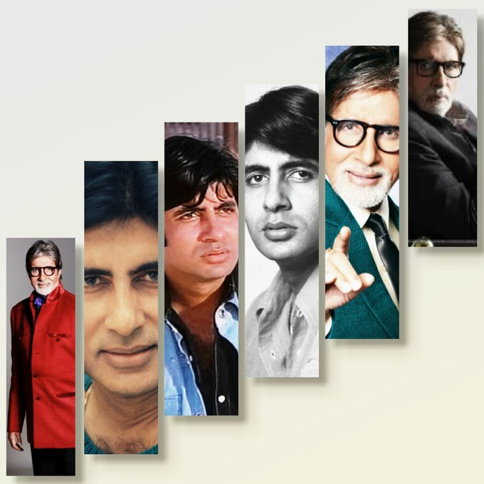A very Happy.Birthday to the Legend Mr.Amitabh Bachchan
