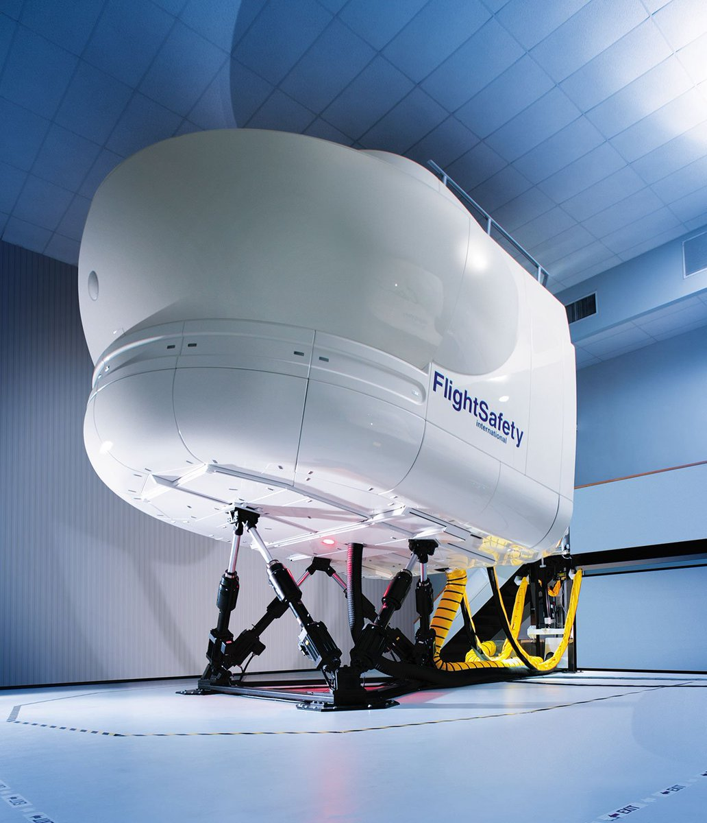 We are expanding our #ATP-CTP training program - now provided using sims for corp. aircraft.  http:// bit.ly/2y3jmNJ  &nbsp;   #FSINews #bizav<br>http://pic.twitter.com/7qgyAXB1mH