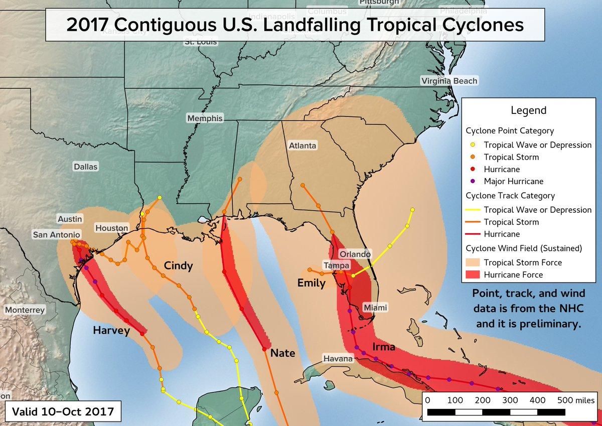 Hurricane Ophelia is headed toward Europe