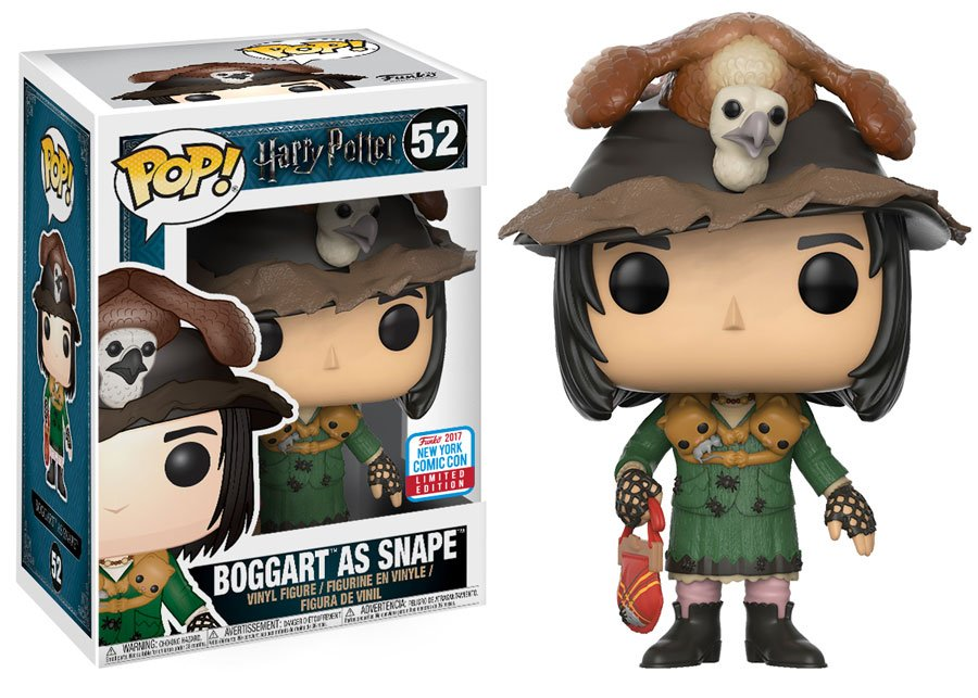Replying to @OriginalFunko: RT & follow @OriginalFunko for the chance to win an #NYCC 2017 exclusive Boggart as Snape Pop!
