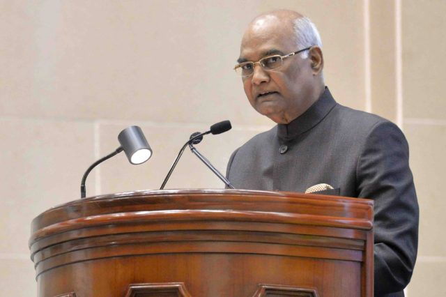 President #RamNathKovind to preside over two day conference of Governors on October 12 and 13 at @rashtrapatibhvn.