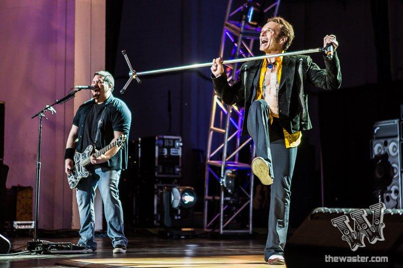 Happy Birthday to David Lee Roth of Van Halen! (Photo: Joe Papeo)