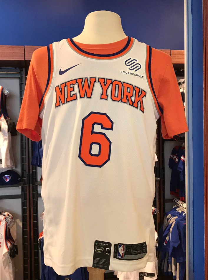 discount ead81 25e6b The Knicks Wall on Twitter:
