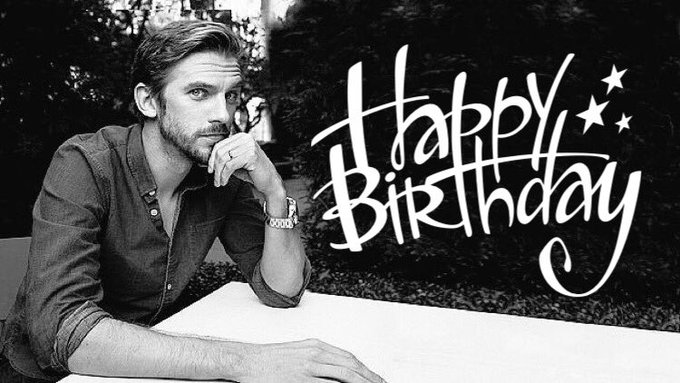 10 10                                     Happy Birthday Dan Stevens