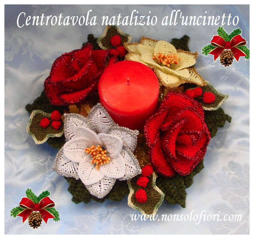 Centrotavola Natalizi Alluncinetto.Maria Teresa Menna On Twitter Centrotavola Natalizio All Uncinetto