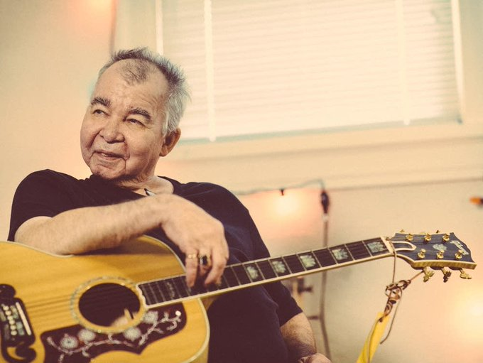 Happy 71st birthday to country/folk singer-songwriter John Prine, who was born today in 1946.