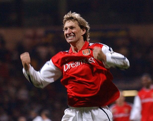 Happy birthday to the original Mr Arsenal Tony adams