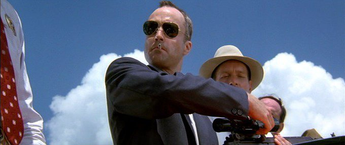 New happy birthday shot What movie is it? 5 min to answer! (5 points) [Bradley Whitford, 58]