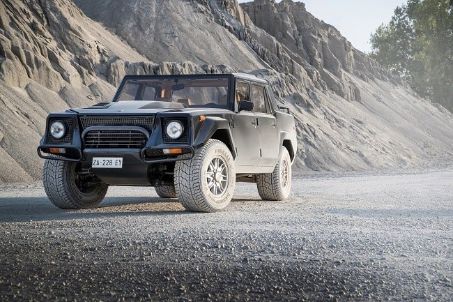 Lamborghini Looks Back On First LM002 SUV https://t.co/eccpfugfyA #Auto https://t.co/GfDW4gFz29