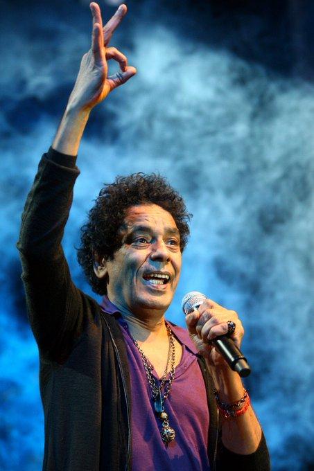 Happy Birthday King Mohamed Mounir  \63 | | |