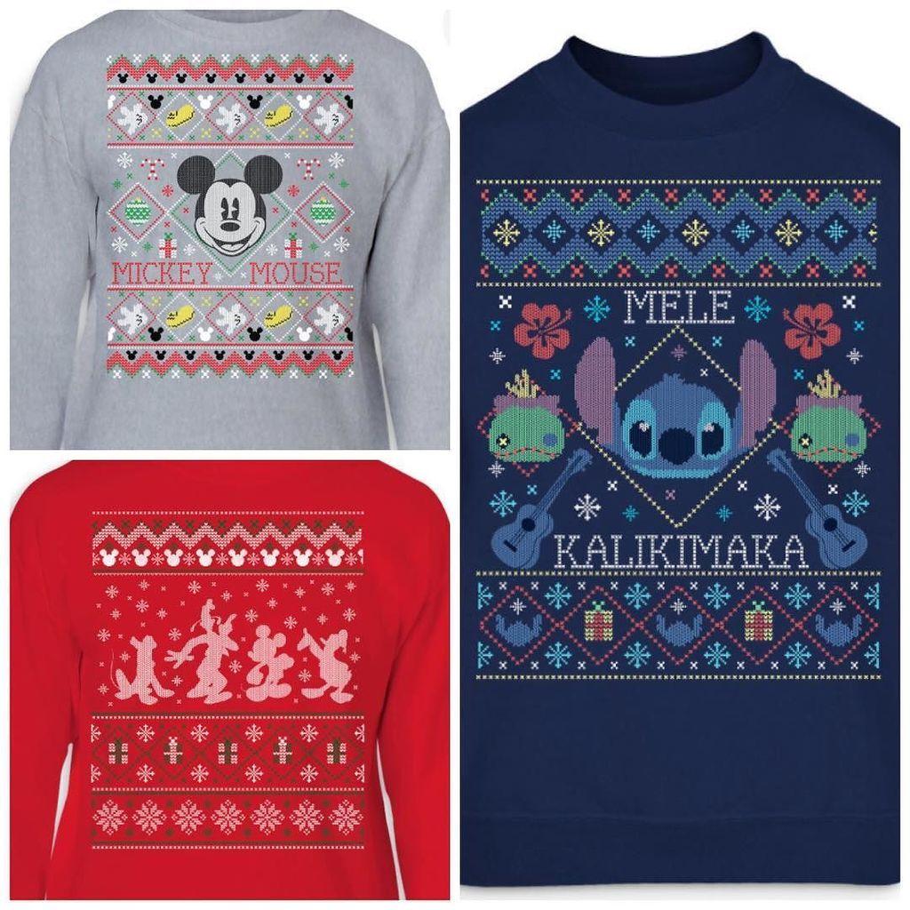 851 am 10 oct 2017 - Disney Christmas Sweaters