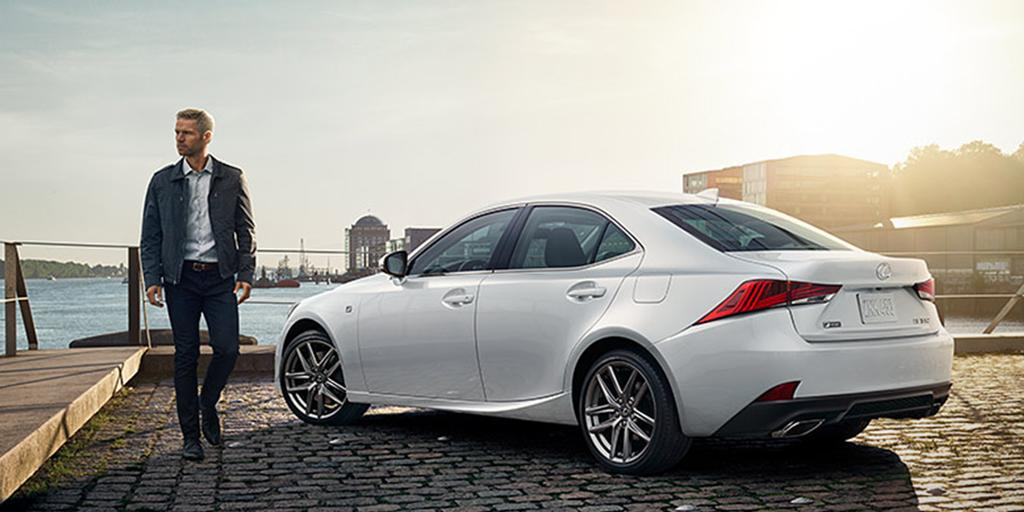 Expand your view of luxury. #LexusIS F SPORT https://t.co/eoLgEhLIz2 https://t.co/kes7HbHgXG