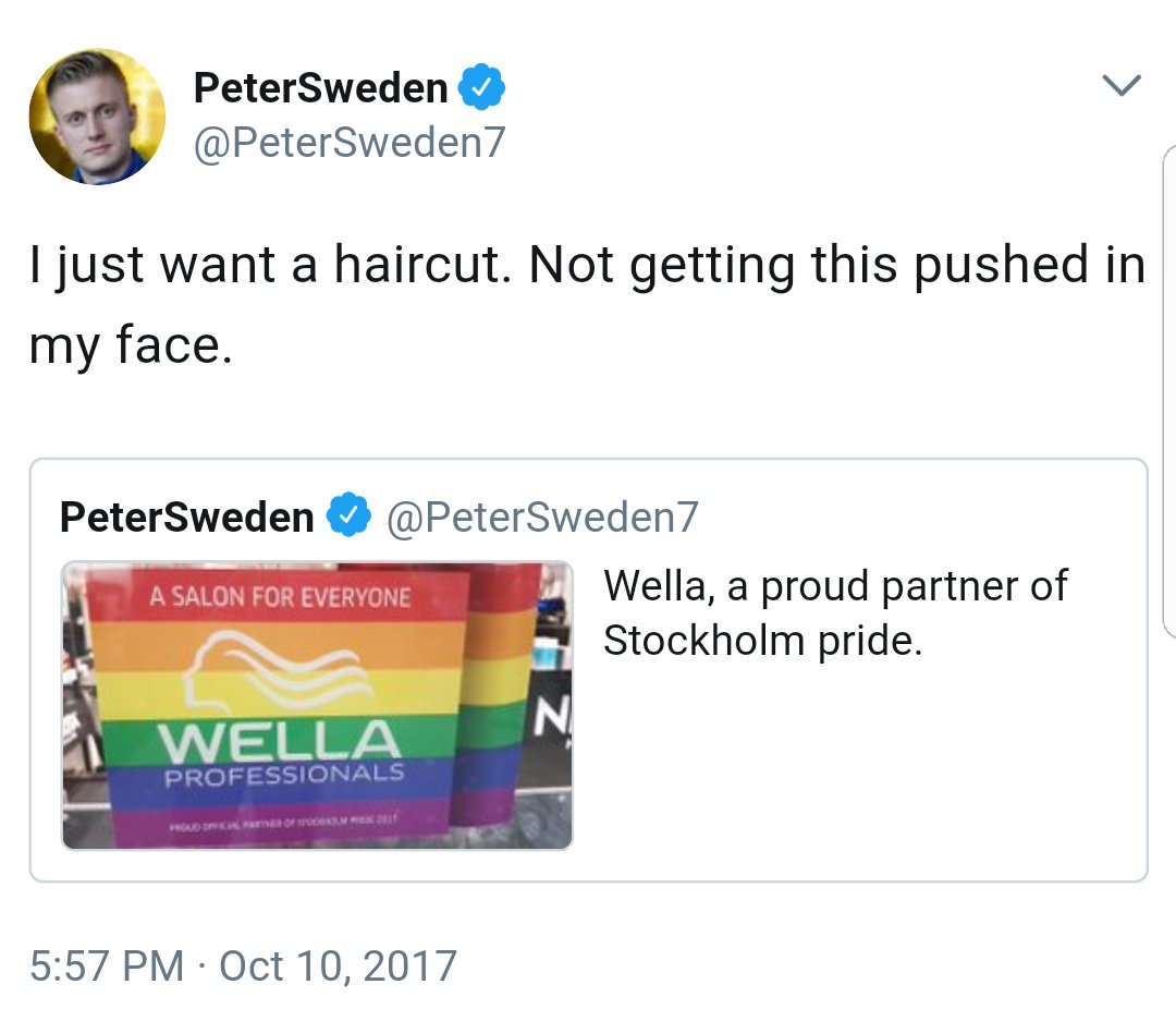 Peternorway On Twitter You Cant Even Go Get A Haircut Anymore