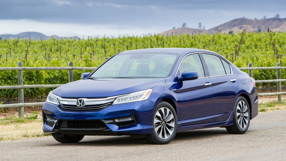 2017 Honda Accord Hybrid Earned Straight A S In Http Cars Car Seat Check Honor Roll Out Of 65 Models Testedpic Twitter W8wvaj10yk