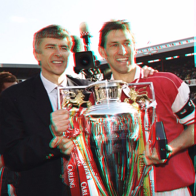 Happy birthday to Tony Adams! Is he Arsenal\s greatest ever centre-back?