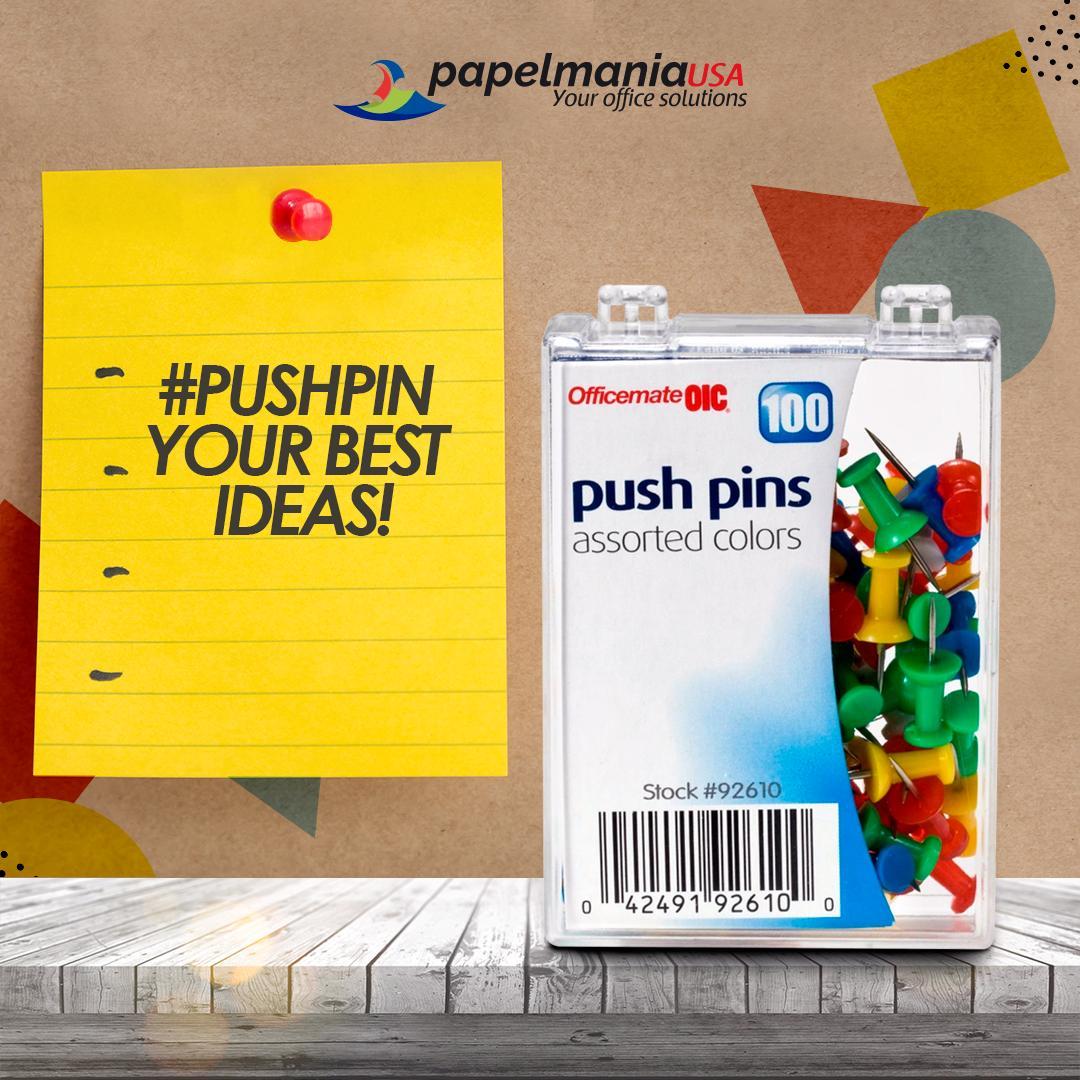Organize your days by colors with #PushPins help.  https:// goo.gl/wBmMpn  &nbsp;  <br>http://pic.twitter.com/xwQ86XLkNX