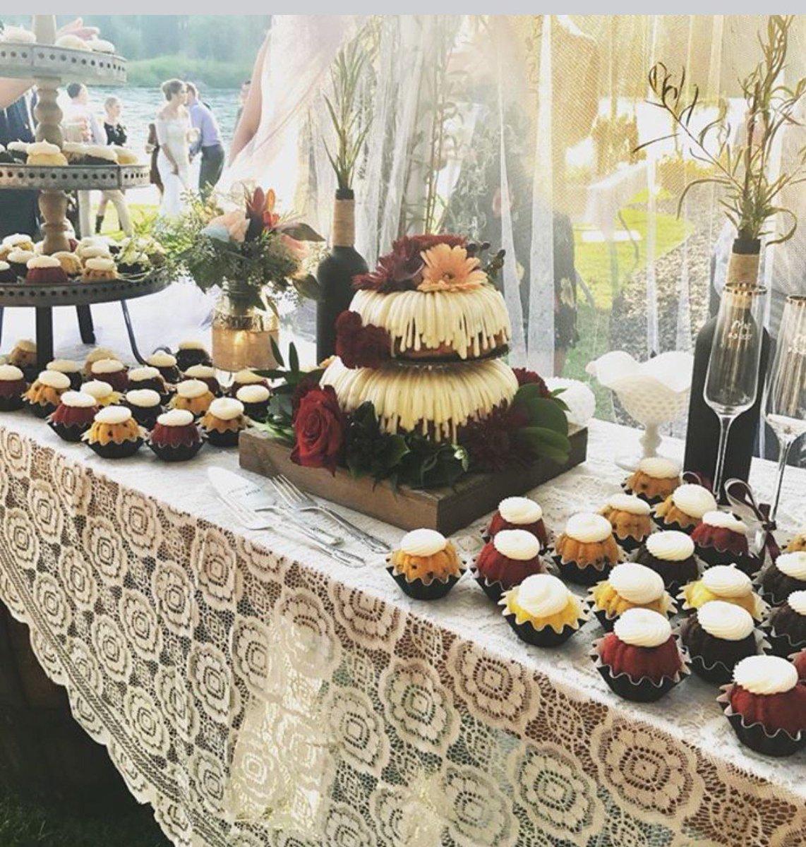 Nothing bundt cakes nothing bundt cakes wedding cake