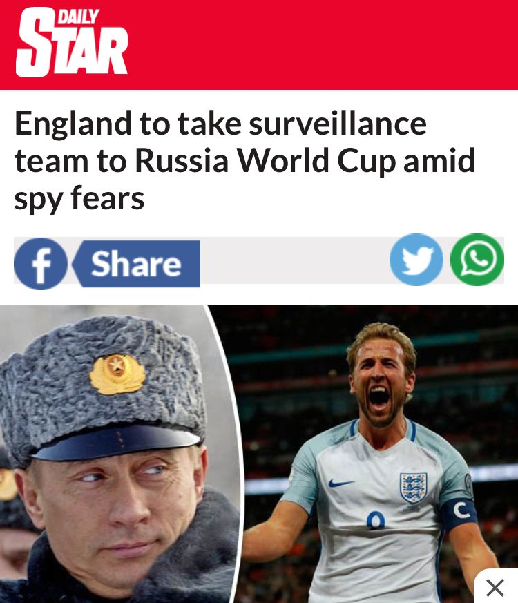 Russian Embassy Uk On Twitter A Football Team Would Be A Better Option